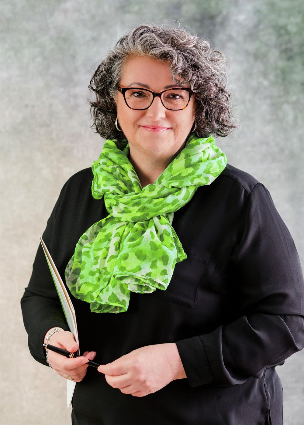Eva Berger - Veranstaltungsmanagement